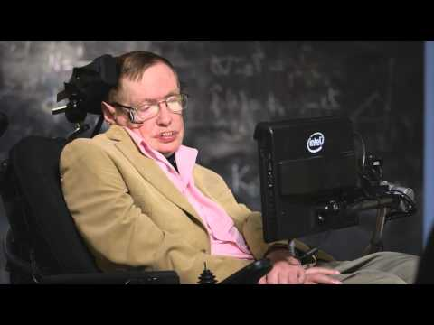 Last Week Tonight With John Oliver: Stephen Hawking Interview (hbo) video