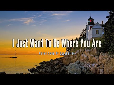 I Just Want To Be Where You Are - Don Moen (cover) With Lyrics video