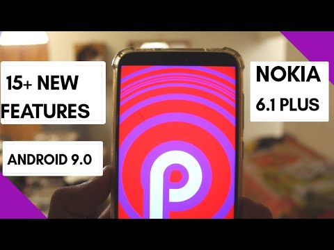 15 + New Features In Nokia 6.1 Plus on Android Pie 9.0 Review In Hindi