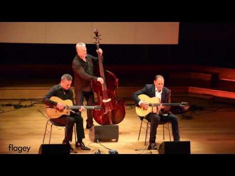 Flagey: The Rosenberg Trio