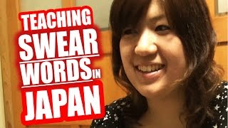 [Teaching 'Fuck' to Japanese People] Video