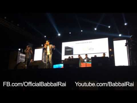 Babbal Rai - Chandigarh VS Pendu - Live In Chandigarh