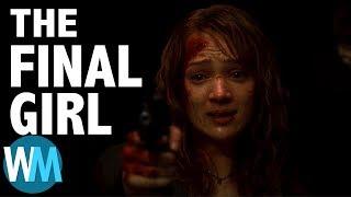The Slasher Movie Final Girl: Trope Explained!
