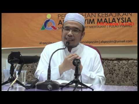 02-01-2014 Dr. Asri Zainul Abidin: Hadith Batang Kurma Menangis