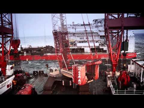 Borkum Riffgrund 1 - DONG Energy's first German offshore wind farm 2013 (English)