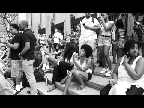 Save Black Studies Protest-Temple University