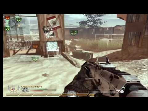 MW2: ACR on Afghan 29-2 (Commentated) Video