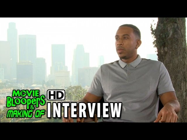 Furious 7 (2015) Official Movie Interview - Chris Bridges 'Ludacris'