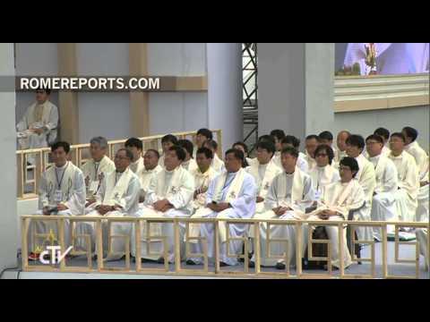 Francisco a los jóvenes: ¡Despertad! Alguien que duerme no puede bailar ni alegrarse