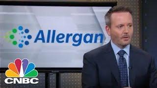 Allergan CEO: Patent Misunderstanding   Mad Money   CNBC