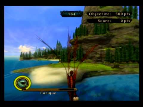 How To Train Your Dragon gameplay: Flying Shepherd
