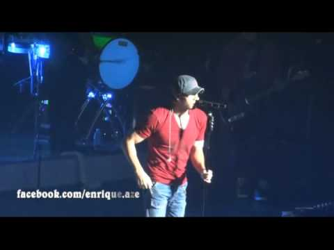 Enrique Iglesias - Tonight, Dirty Dancer  (Live Montreal 2012)