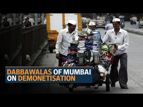 How Mumbai's dabbawalas are coping with demonetisation
