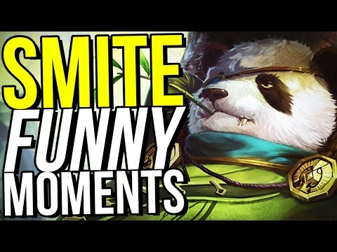 I'M FAST AS F*CK BOY! - SMITE FUNNY MOMENTS