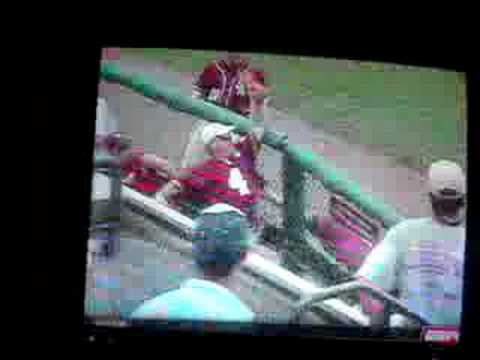 A Florida State fan  Interference