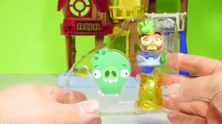 UNBOXING SURPRISE Angry Birds Kids Surprises Fun Toys Telepod