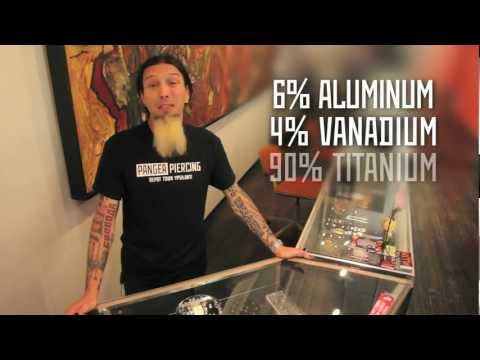 Good Jewelry Vs Bad Jewelry Part 1-THE MODIFIED WORLD- A professional piercer's view