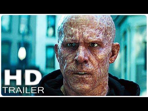 DEADPOOL 2 Teaser Trailer Italiano (2017)