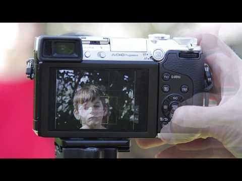 Panasonic Lumix GX7 Touch Focus