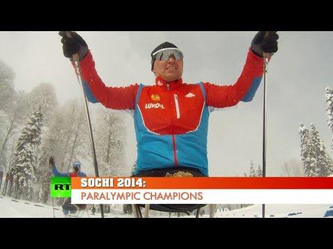 Sochi 2014 Paralympic Champions