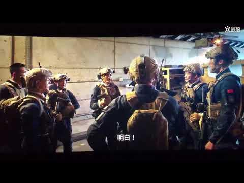 #黃景瑜紅海行動 電影紅海行動預告片
