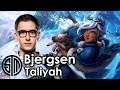 Bjergsen Picks Taliyah mp3