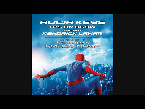 Alicia Keys feat. Kendrick Lamar - It's On Again (Audio)
