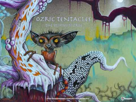 Ozric Tentacles - Mooncalf
