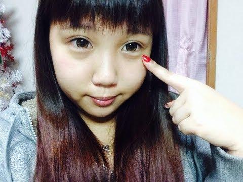 私の二重メイク♡ Japanese Double Eyelid tutorial