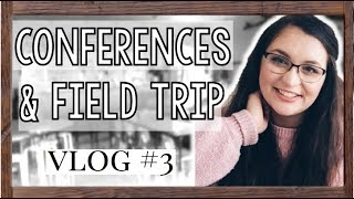 Teacher Vlog #3 | Guided Reading Plan With Me, Parent Teacher Conferences, Field Trip, and GIVEAWAY!