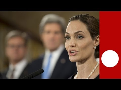 Cancer scare causes Angelina Jolie to have double mastectomy