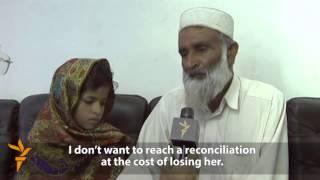 بد دادن یک دختر شش ساله در سوات