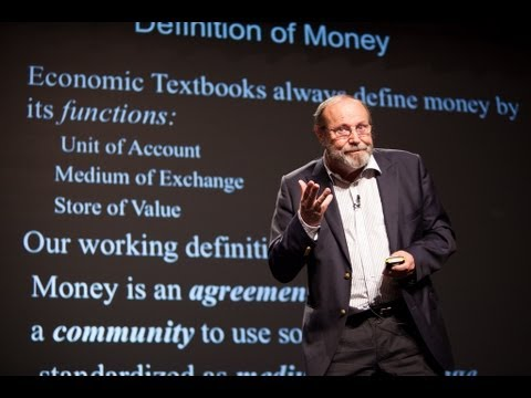Bernard Lietaer: Money diversity