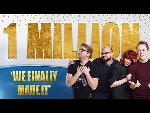 ♫ 'We Finally Made It' RAP MUSIC VIDEO ♫ One Million Subs