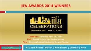 15th IIFA Awards 2014 - Full List Of Winners