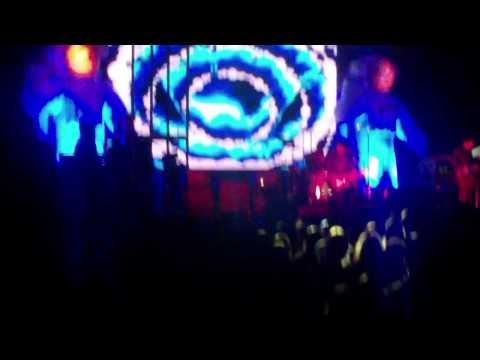 Primus - Extinction Burst (live) - Eugene, Oregon June 12th 2012