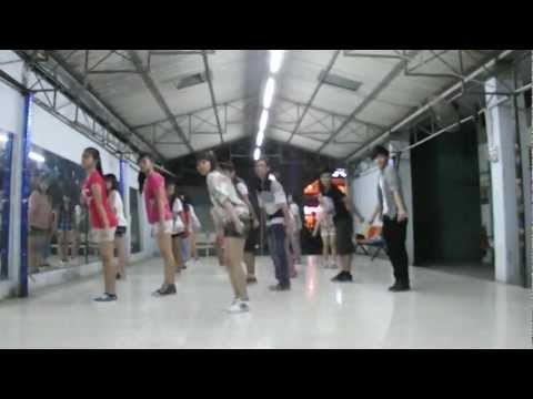 Lop hoc nhay hien dai Binh Thanh - You're The One - JYP - [BoBo's class].AVI