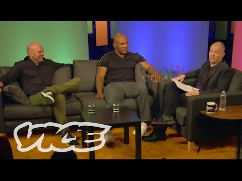 The Jim Norton Show: Mike Tyson and Dana White (Interview)