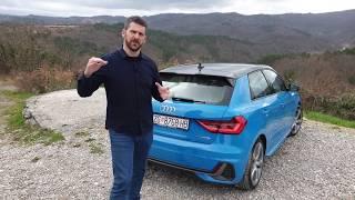 Prevarant ili šmeker s pokrićem - Audi A1 Sportback