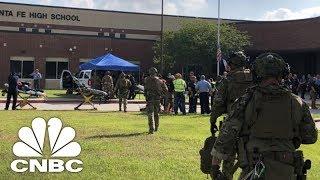 Nine Killed In Santa Fe Texas High School Shooting | CNBC