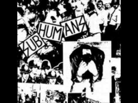 Subhumans - Big City