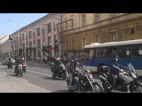 P&Atilde;&copy;cs Motoros Felvonul&Atilde;&iexcl;s 2013