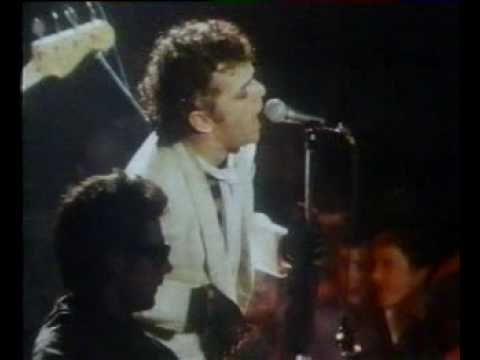 Ian Dury&the Blockheads + Mick Jones - Sweet Gene Vincent