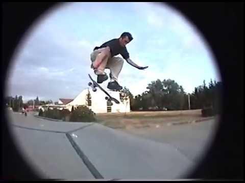Skateboard Throwback #13
