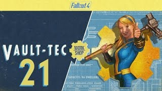 FALLOUT 4 (Vault-Tec Workshop) #21 : Home is where the TV is