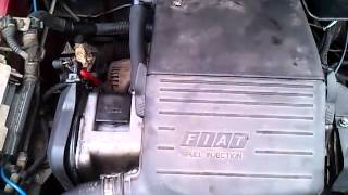 Fiat Punto 55 s after total repair engine