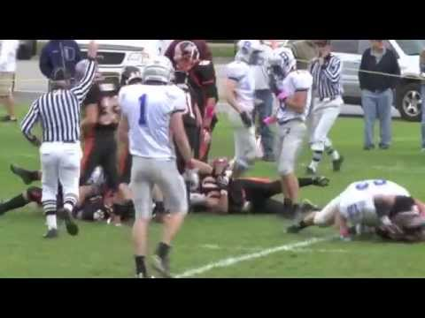 Sean Triandis-Football, Senior Highlights-Bronxville High School OL/DL
