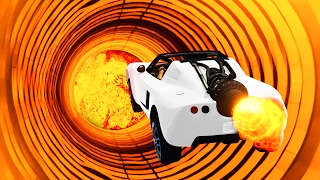 DANGEROUS RACE TO HELL! (GTA 5 Funny Moments)
