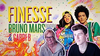 Download Lagu MOM REACTS TO Bruno Mars - Finesse [Feat. Cardi B] [Official Video] Gratis STAFABAND