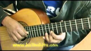 Sin Ti - Los Panchos - Como tocar en guitarra acordes